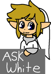Ask White (Collab Ask Box) by The-Hylian-Doctor