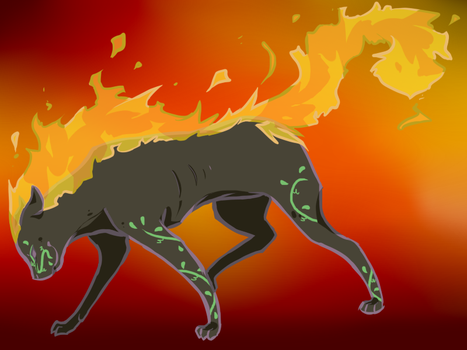 Flare Cat Adopt OPEN by Darumemay