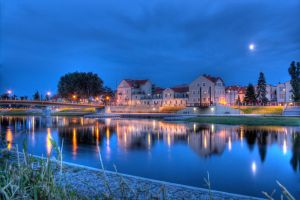Old Town Konin HDR by jarek78fe
