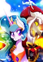 Hearth's Warming Eve by Rariedash