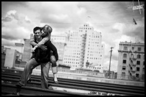 Let me just carry you.. by daveainley