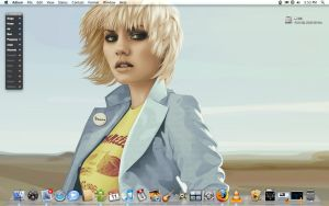 September 2008 Desktop by jeayese