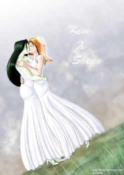 Kim possible - kigo wedding by Kibate