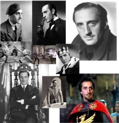 HAPPY 124th Basil Rathbone! by Doctorwholovesthe80s