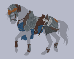 TACK AUCTION 4  Closed    Ulfric Stormcloak Armor by cyprussian
