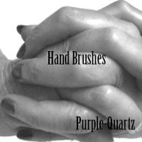 Hands Brushes by Purple-Quartz-Brush