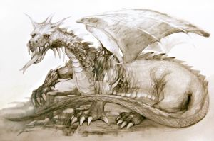 dragon8 by Flockhart