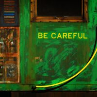 Be Careful by Presley-Art