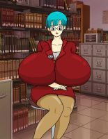Bulma office full color by toshis0