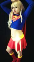 Super Girl -Kara by jessycaa