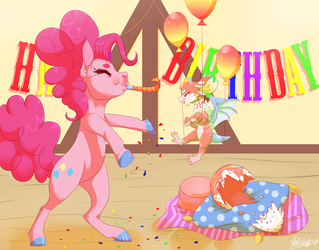 It's Your Birthday! by qatsby