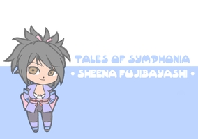 Chibi Sheena by OutOfTheOrange