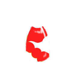 Very Rare White Marking Potion by ReapersSpeciesHub