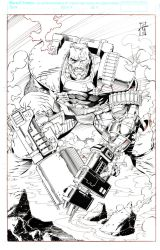 90's Cable by aethibert
