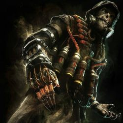 Injustice 2 DLC: Fear Toxin Gauntlet by SCP-096-2