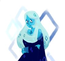 Blue Diamond by Dotpoty
