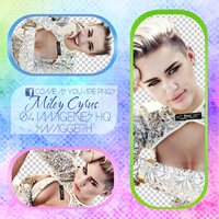 Miley Cyrus Photopack PNG. by SwaggerH
