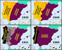 Reduction of Spain, expansion of Germany by matritum