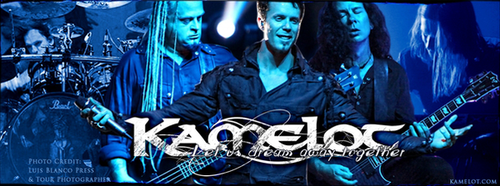Kamelot - Live Dreams - Timeline Cover by xandra73