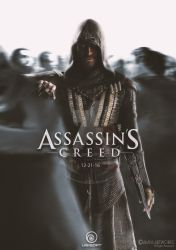 Assassin's Creed Movie Poster by Amia2172