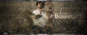 Marco Borriello by Fare-S-tar