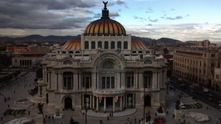 Bellas Artes by Nadywizard
