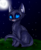 Bluestar by PlagueDogs123