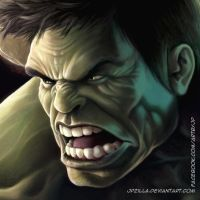Avengers - Detail Preview by jpzilla