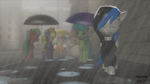 Rainy Days (Wow, an Actual Title for Once!) by Dakota4644