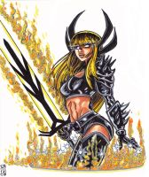 Do You Believe in Magik by KwongBee-Arts