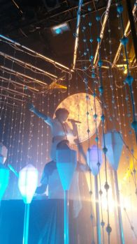 Purity Ring Another Eternity Tour 2015 - Paris - 2 by Epi-chan21