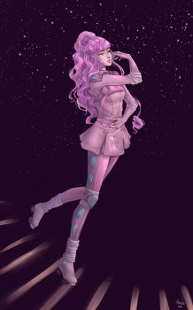 [Starlight Express] Pearl by Maneodra