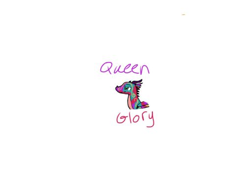 Queen glory by Thatseawingfromwof