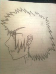 Anime dude c: by itsChrisLife