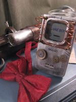Steampunk Gameboy Color by Kiwa-Ku