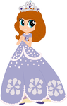 Princess Sofia in Equestria Girls style by user15432
