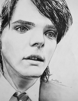 Gerard Way by maerocks