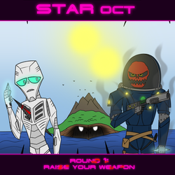 STAR oct Round 1 - Cover by CyborgROX