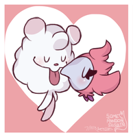 Swirlix and Spritzee