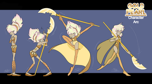 - Gold Pearl_Character Arc - by PencilTree