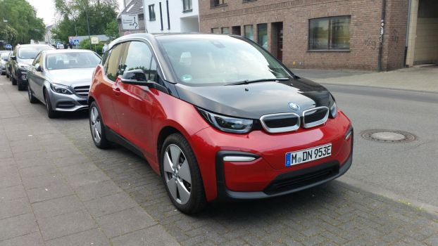 BMW I3 by branicarimages