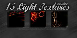 15 Light Icon Textures by 501Seira