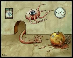Time, the divider by offermoord