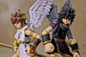 Pit and Dark pit Figma by Raichana