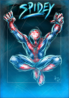 spidey by antonist