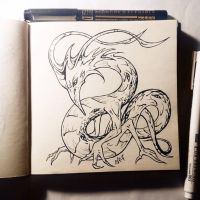 Instaart - Monster by Candra