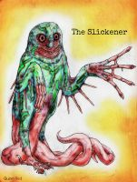 The Slickener by Quinn-Red
