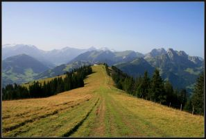 Gstaad VI by LordSaddler
