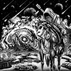 Cosmic Black Wizard Demon Horse Lord by Ascending-Storm