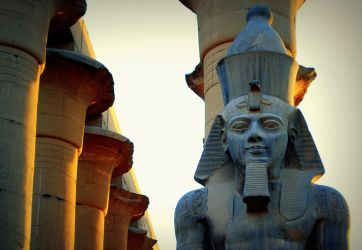 Ramses II by Mohammed Moussa, CC BY-SA 3.0 by Fandiany
